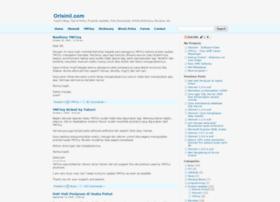 orisinil.com
