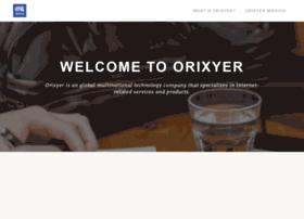 orixyer.com