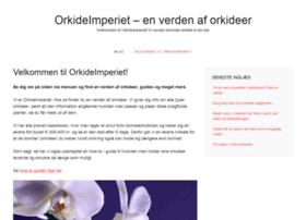 orkideimperiet.dk