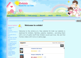 orkidz.co.in