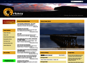 orkneycommunities.co.uk