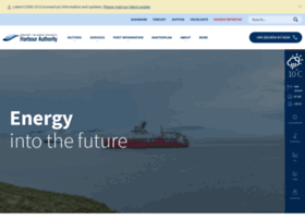 orkneyharbours.com