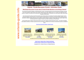Orlando-guide.info