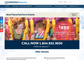 orlando-vacation-special.diamondresorts.com