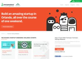 orlando.startupweekend.org