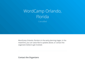 orlando.wordcamp.org