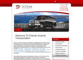 orlandoairportstransportation.com