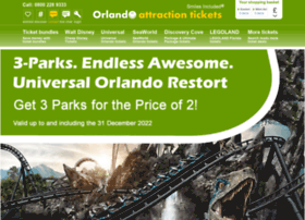 orlandoattractiontickets.co.uk