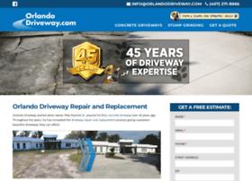 orlandodriveway.com