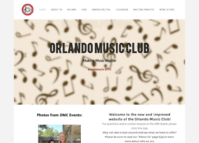 orlandomusicclub.org