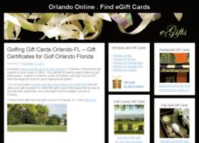 orlandoonline.findegiftcards.com
