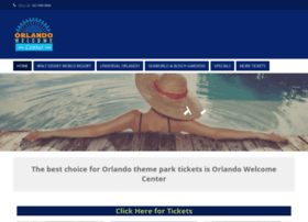 orlandowelcomecenter.com
