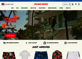 Orlebarbrown.com