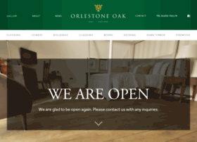 orlestoneoak.co.uk