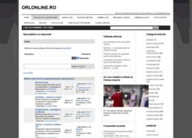 orlonline.ro