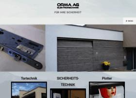 orma-ag.ch
