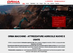 ormamacchine.com