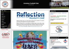 ormistonfc.co.uk