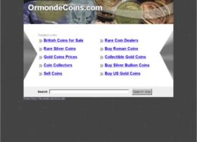 ormondecoins.com