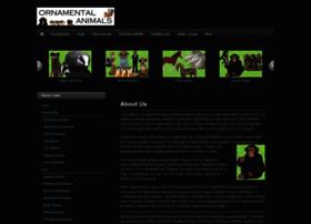 ornamentalanimals.co.uk