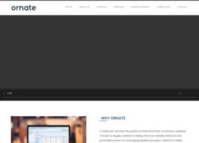 ornatesoftware.com