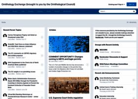 ornithologyexchange.org