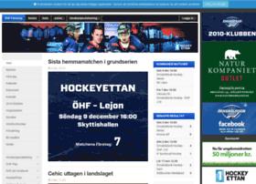 ornskoldsvikhockey.com