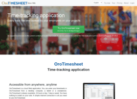 orotimesheet.com