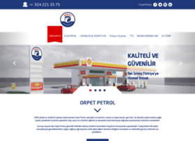 orpetpetrol.com