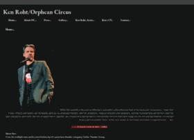 orpheancircus.com
