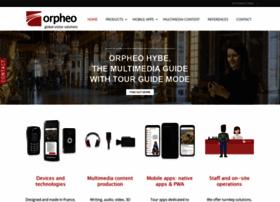 orpheogroup.com
