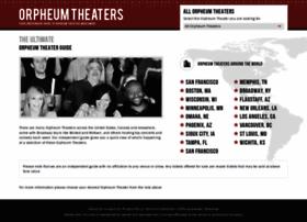 orpheum-theater.com