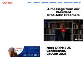 orpheus-med.org