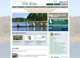 orrecparks.oakridgetn.gov