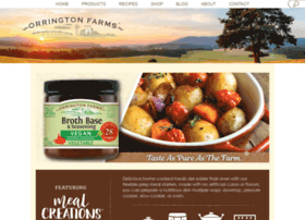 orringtonfarms.com