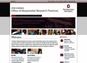 orrp.osu.edu