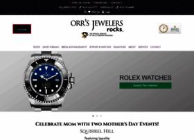 orrsrocks.com