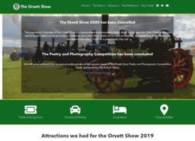 orsettshow.co.uk