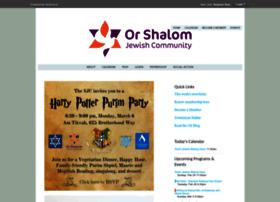 orshalomjewishcommunity.shulcloud.com