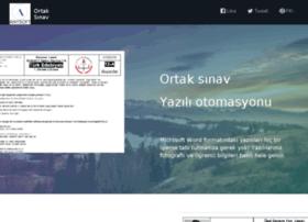 ortaksinav.net