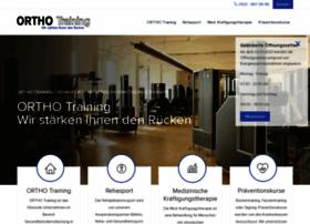 ortho-training.com