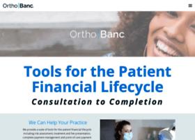 orthobanc.com