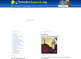orthodoxsongs.org