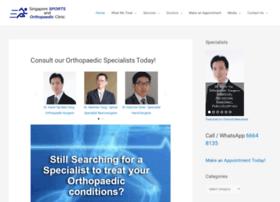 orthopaedicclinic.com.sg