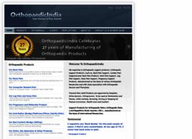orthopaedicindia.com