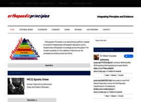 orthopaedicprinciples.com