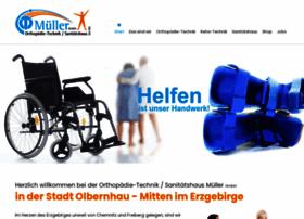 orthopaedie-technik-mueller.de
