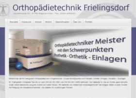orthopaedietechnik-frielingsdorf.de
