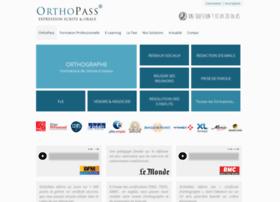 orthopass.com