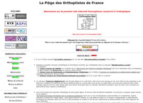 orthoptie.net